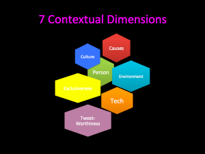 Factors in the 7 Dimensions
