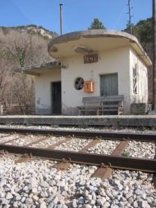 Železnica proti Puli
